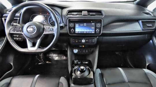 2018 Nissan LEAF 1N4AZ1CPXJC300823
