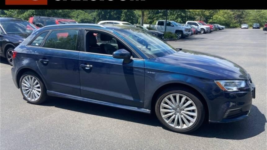 2017 Audi A3 Sportback e-tron WAUUPBFFXHA132335