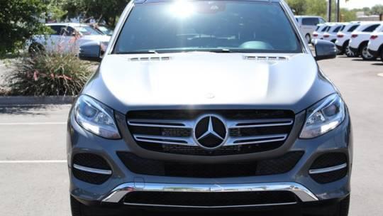 2017 Mercedes GLE 550e 4Matic 4JGDA6DB0HA884245