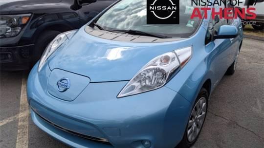 2015 Nissan LEAF 1N4AZ0CP6FC318642