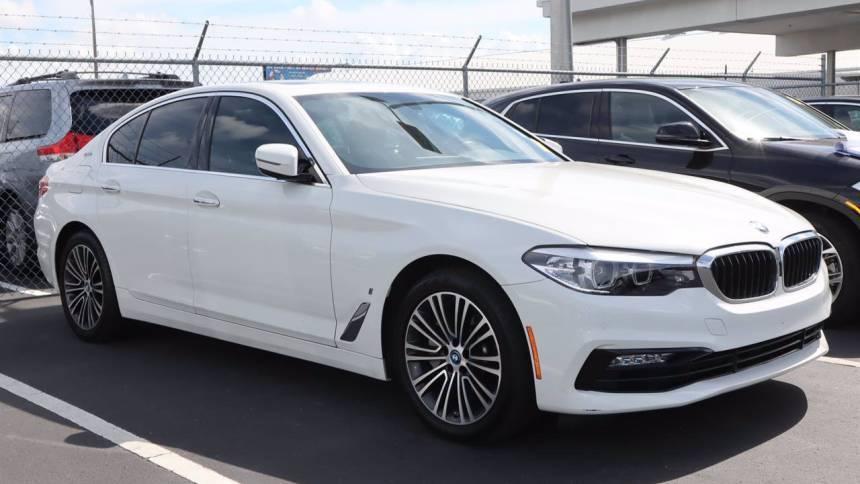 2018 BMW 5 Series WBAJB1C5XJB085427