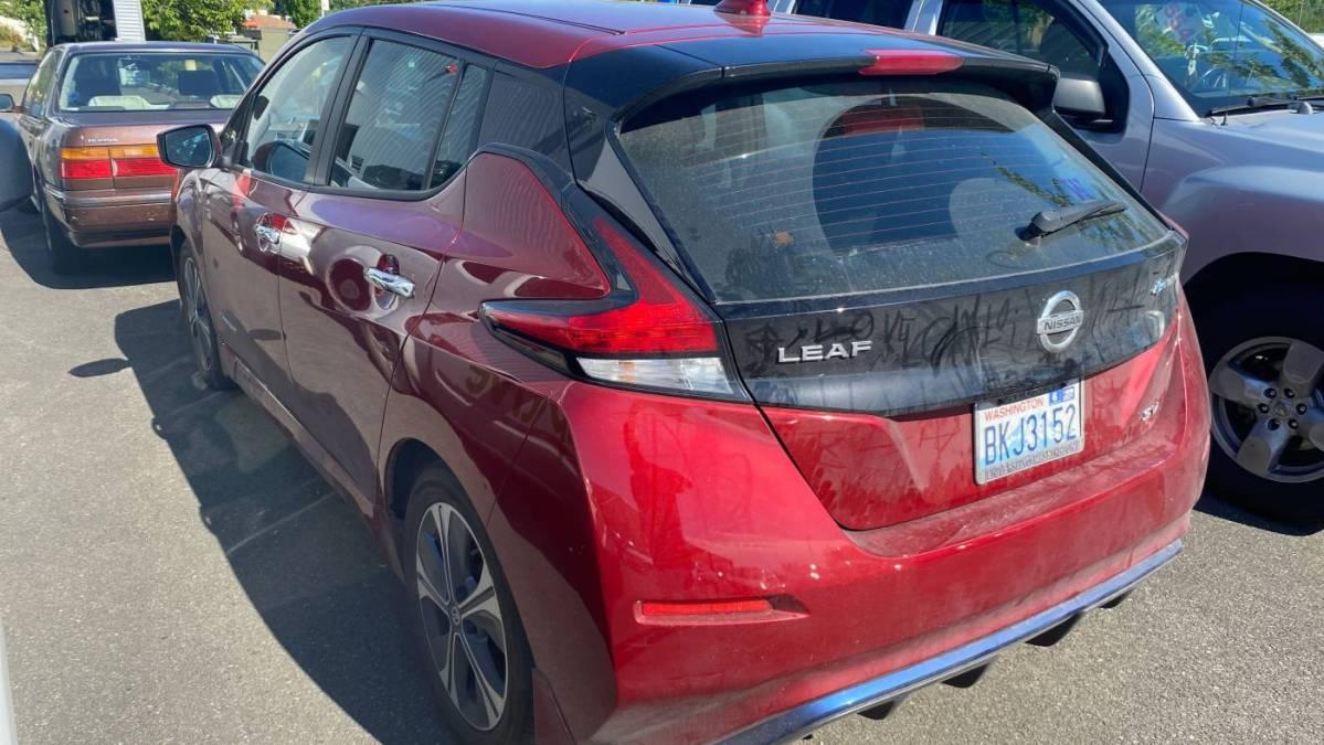 2018 Nissan LEAF 1N4AZ1CP0JC311717