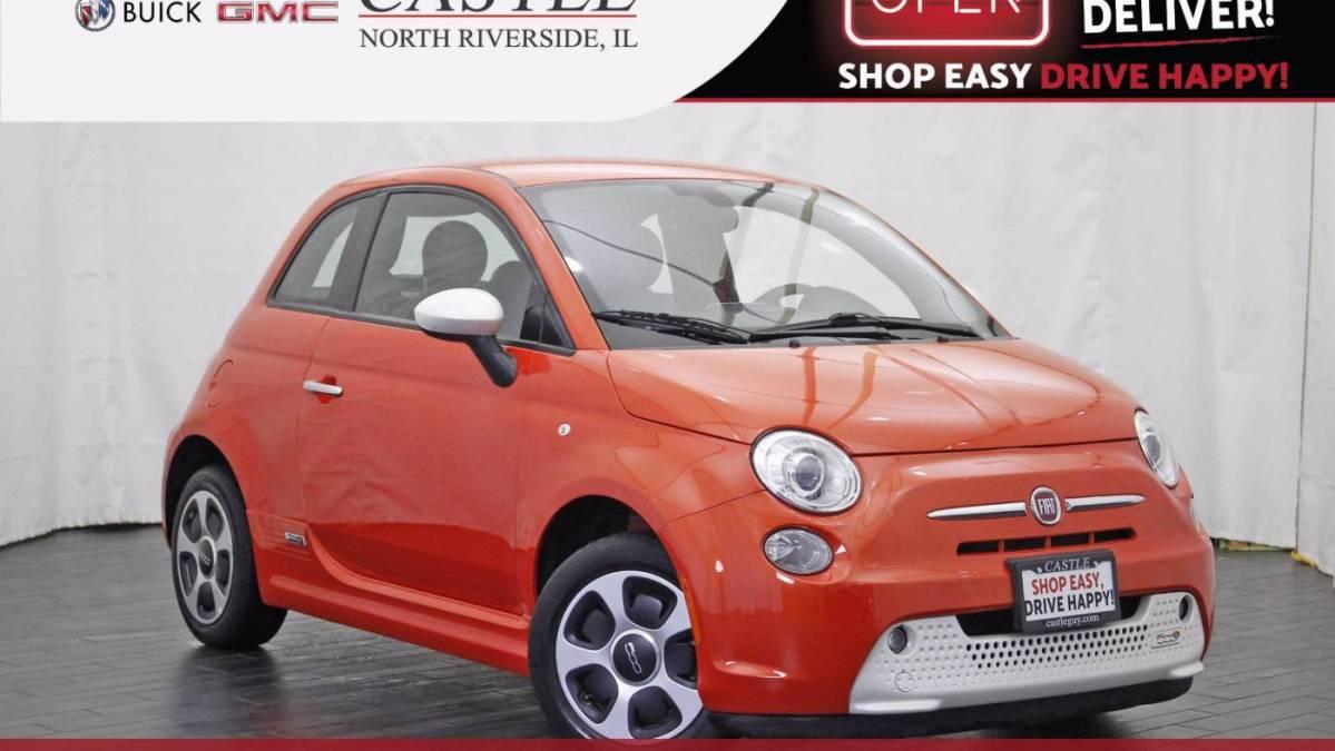 2017 Fiat 500e 3C3CFFGE0HT546011