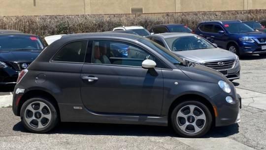2015 Fiat 500e 3C3CFFGE3FT662719