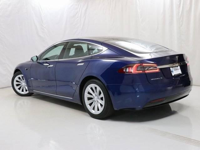 2018 Tesla Model S 5YJSA1E25JF296898