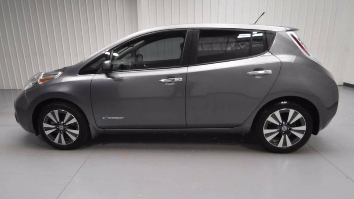 2014 Nissan LEAF 1N4AZ0CP7EC338283