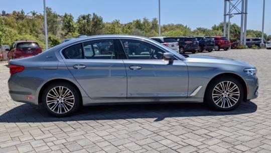 2018 BMW 5 Series WBAJA9C55JB250995