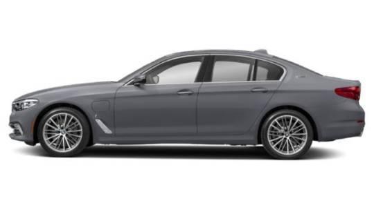 2018 BMW 5 Series WBAJA9C58JG622963