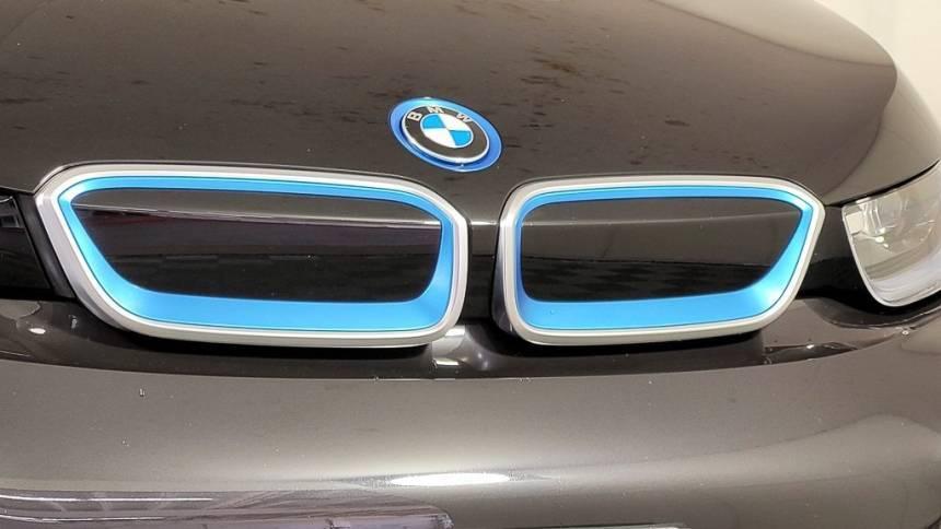 2015 BMW i3 WBY1Z4C56FV503213