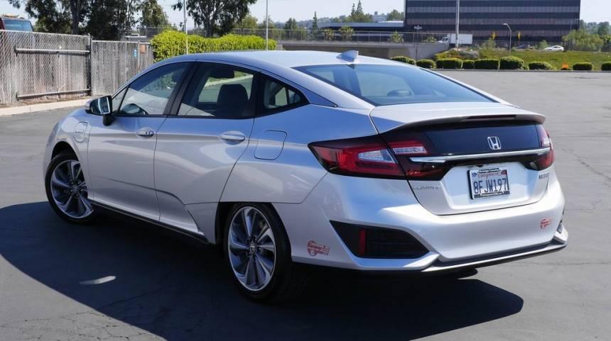 2018 Honda Clarity JHMZC5F17JC014083