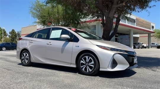 2018 Toyota Prius Prime JTDKARFPXJ3088022