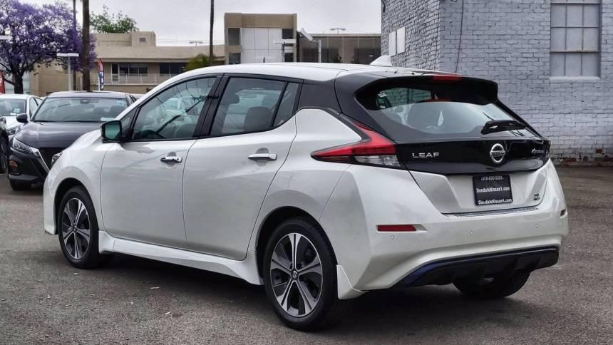 2020 Nissan LEAF 1N4BZ1DP2LC304693
