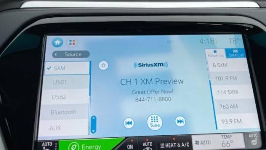 2017 Chevrolet Bolt 1G1FW6S05H4163491