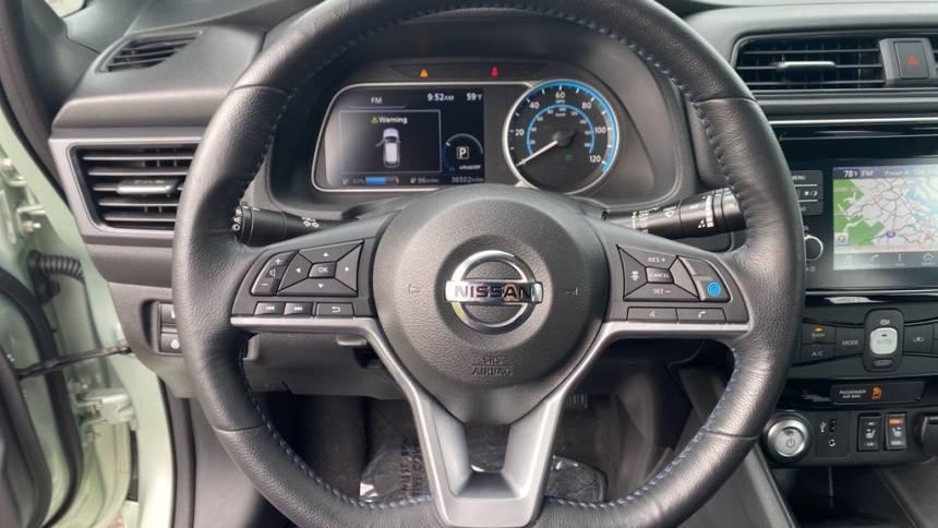 2018 Nissan LEAF 1N4AZ1CP3JC310884