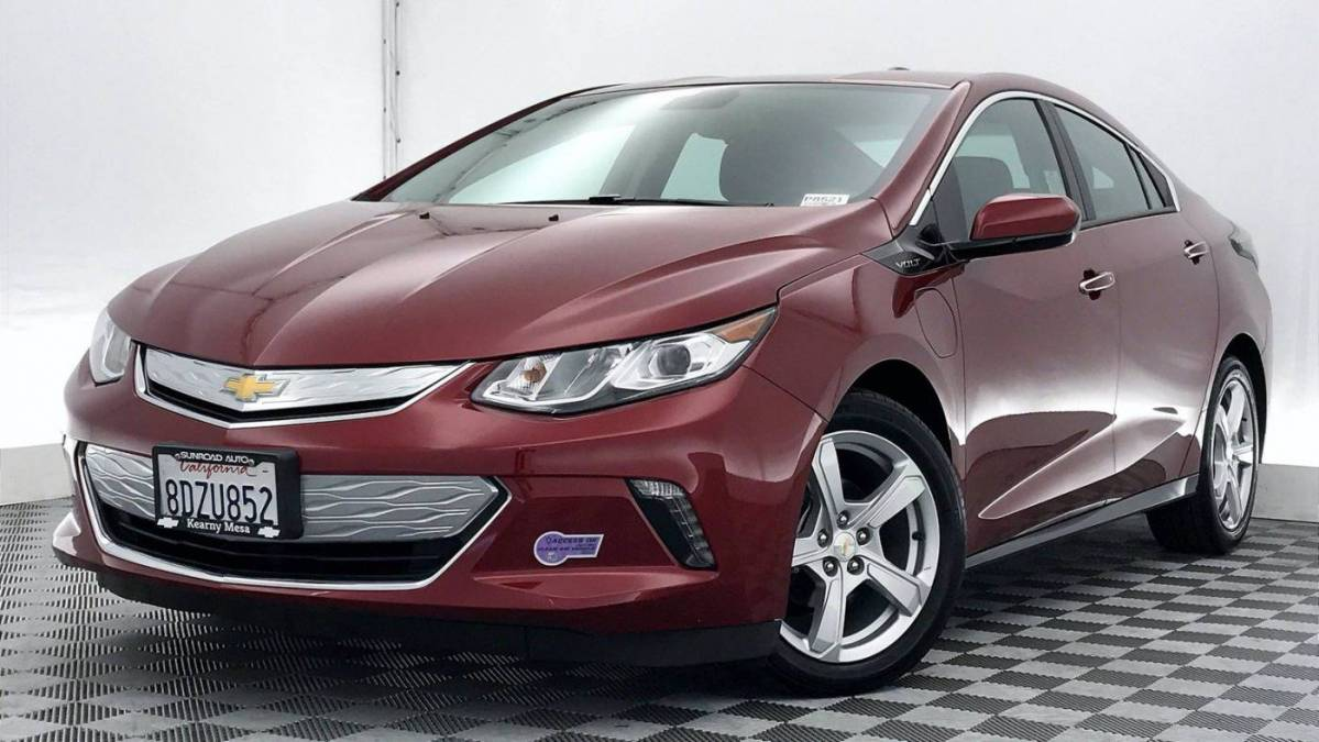 2018 Chevrolet VOLT 1G1RC6S5XJU136956