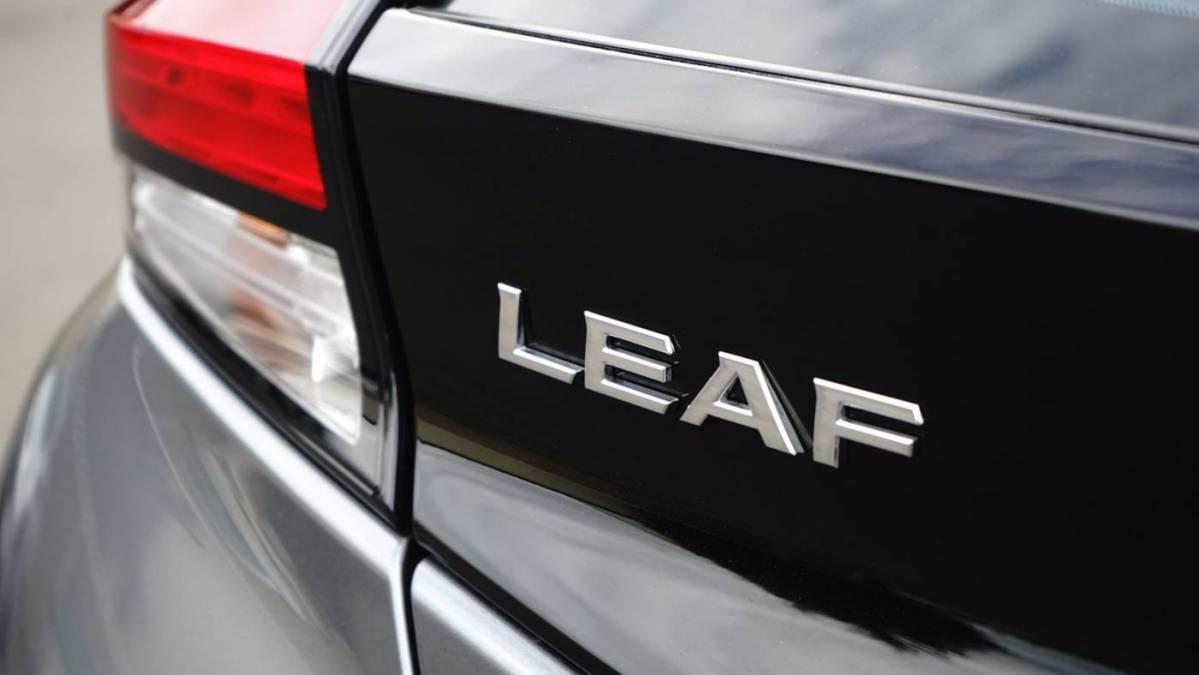 2020 Nissan LEAF 1N4BZ1DPXLC306952