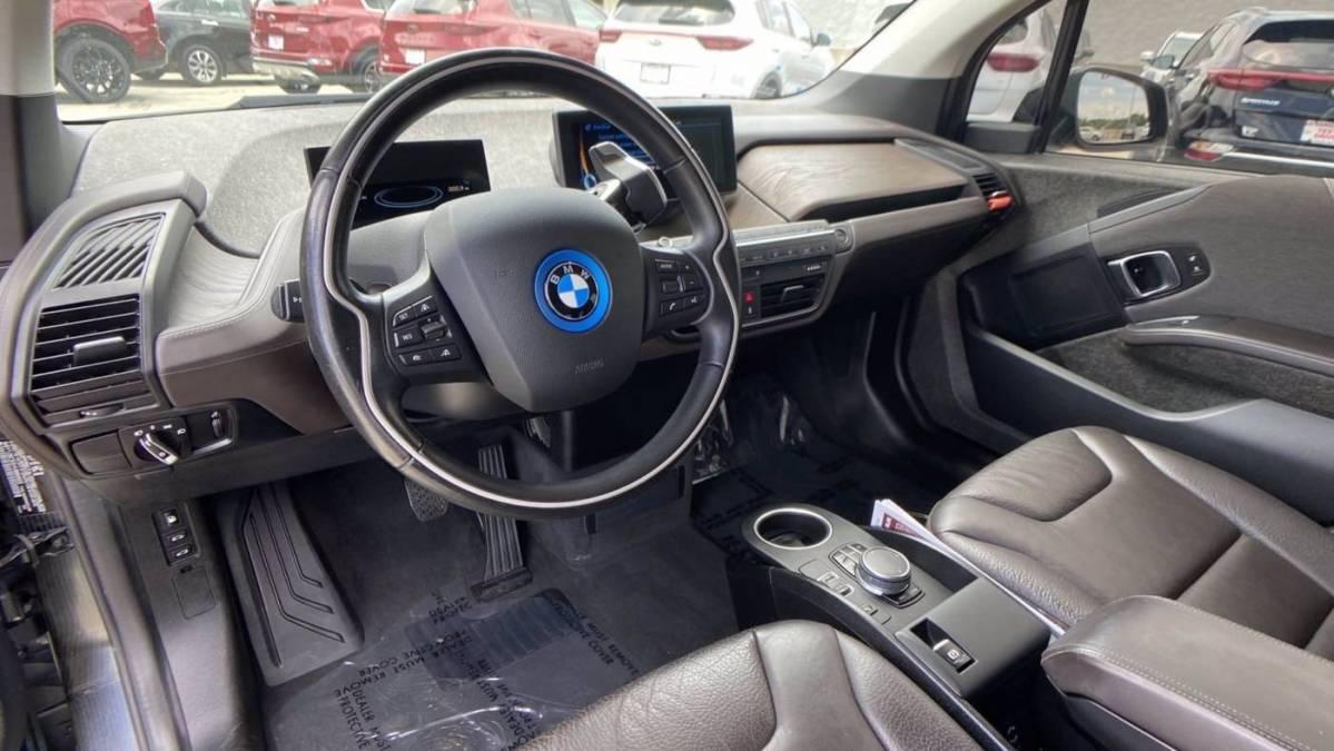 2017 BMW i3 WBY1Z8C55HV889665