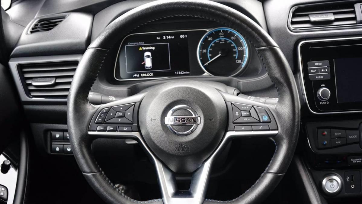 2019 Nissan LEAF 1N4AZ1CP6KC307477