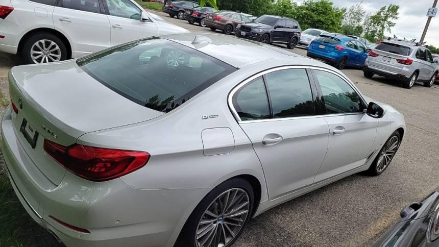 2019 BMW 5 Series WBAJB1C58KB375196