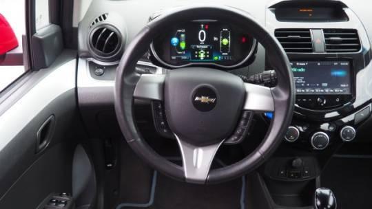 2016 Chevrolet Spark KL8CL6S03GC587445