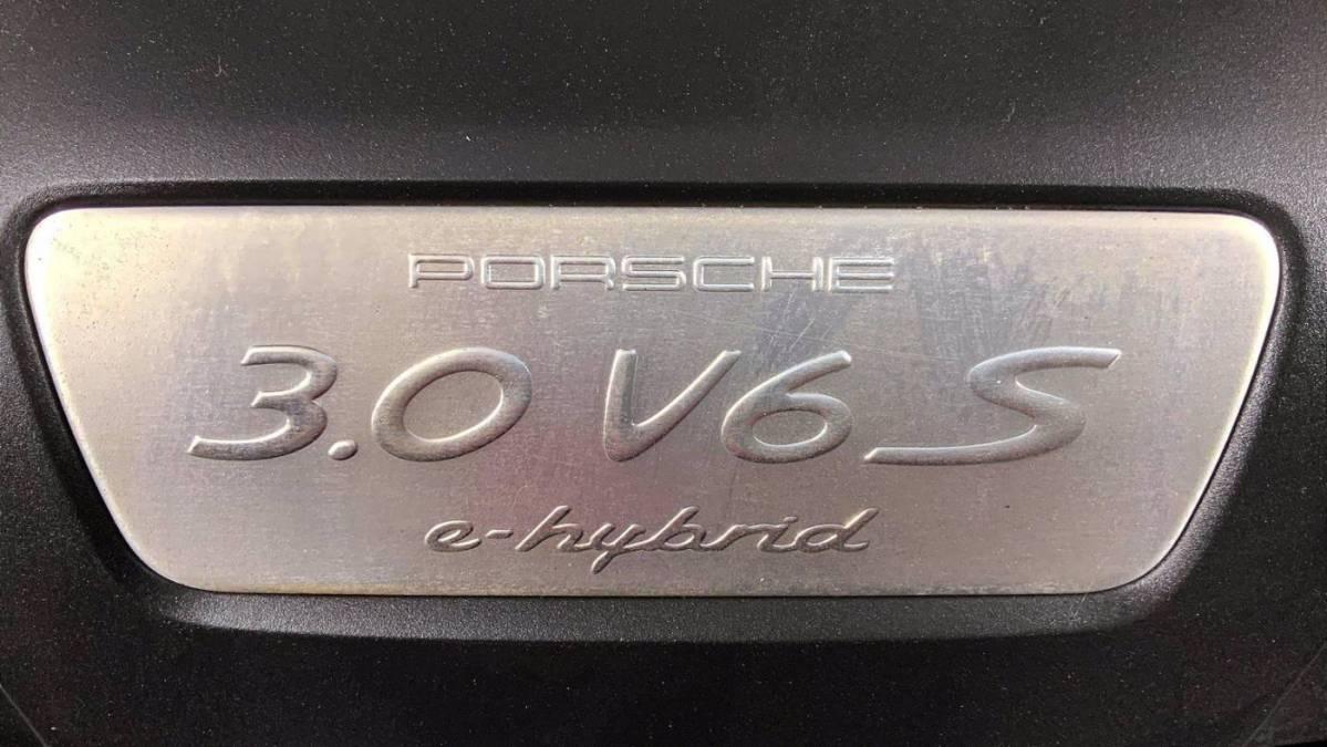 2018 Porsche Cayenne WP1AE2A22JLA71989