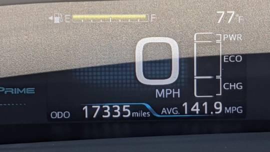 2018 Toyota Prius Prime JTDKARFP6J3077194