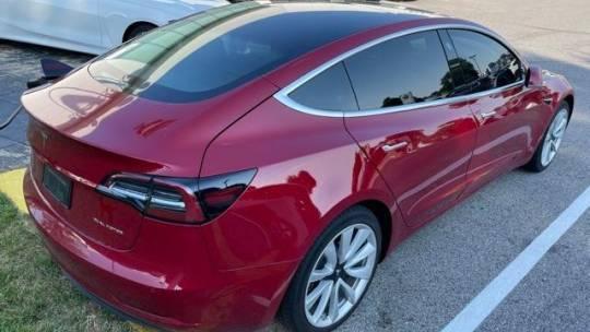 2019 Tesla Model 3 5YJ3E1EB9KF389823