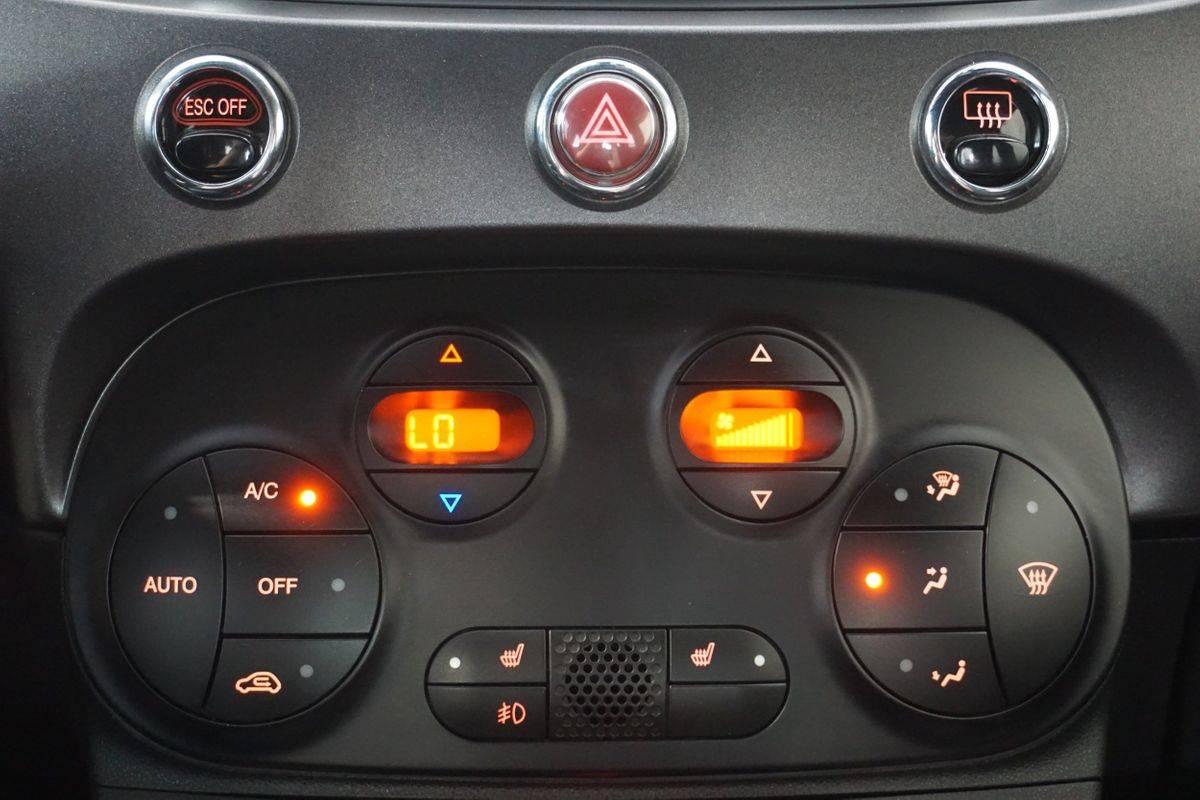 2017 Fiat 500e 3C3CFFGE5HT600743