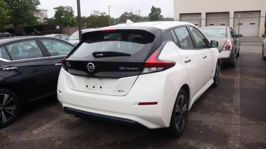 2018 Nissan LEAF 1N4AZ1CP7JC301489