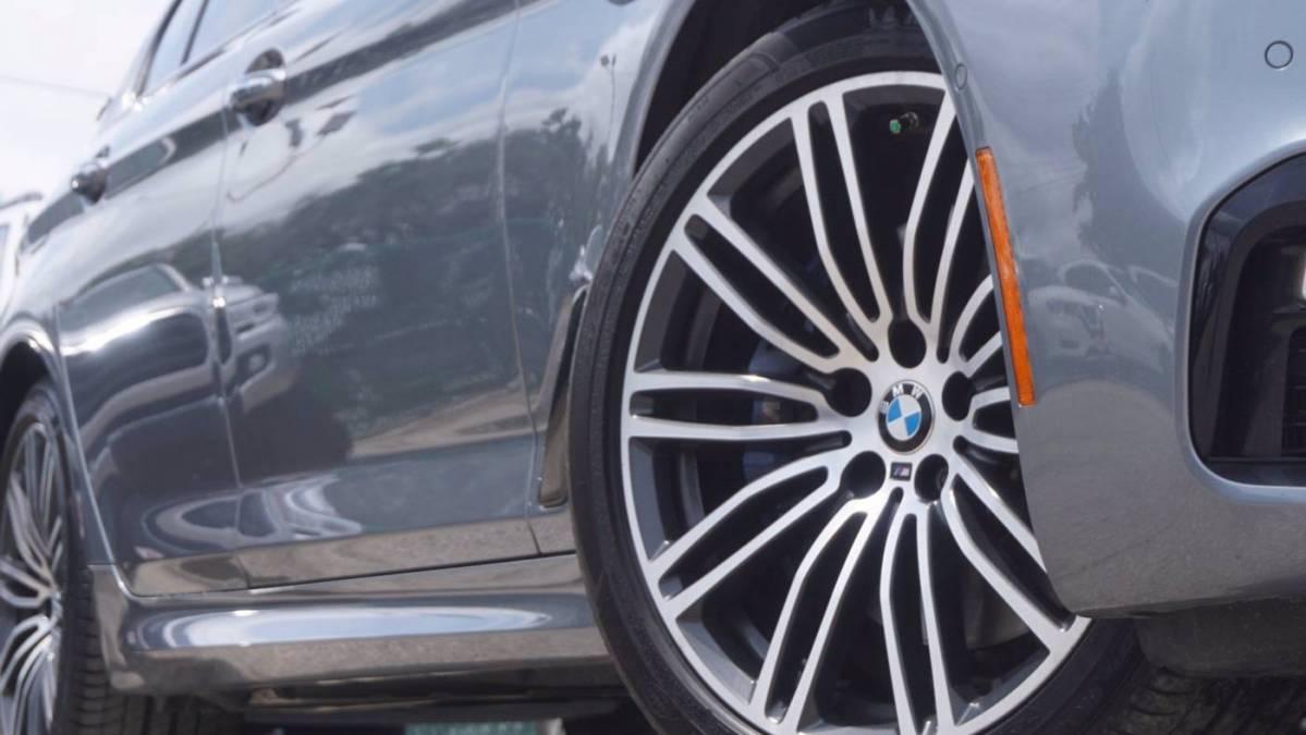 2018 BMW 5 Series WBAJA9C50JB249625