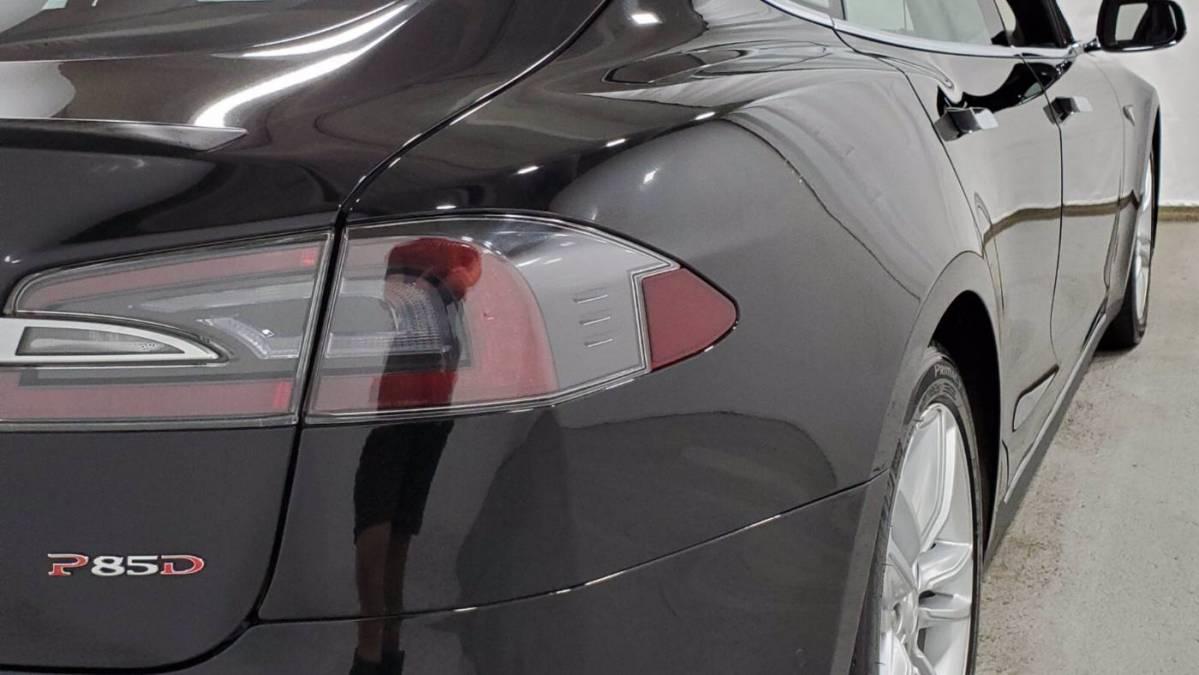 2014 Tesla Model S 5YJSA1H26EFP64087