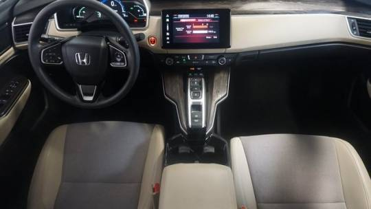 2018 Honda Clarity JHMZC5F17JC019834