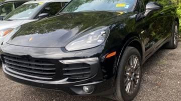 2018 Porsche Cayenne WP1AE2A29JLA70760