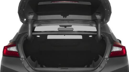 2018 Honda Clarity JHMZC5F31JC006837