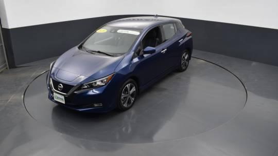 2020 Nissan LEAF 1N4BZ1DP6LC301862