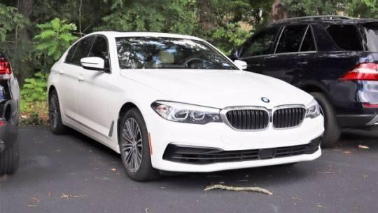 2020 BMW 5 Series WBAJA9C04LCD71778
