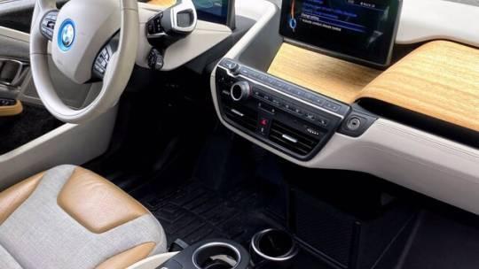 2014 BMW i3 WBY1Z2C55EV284697