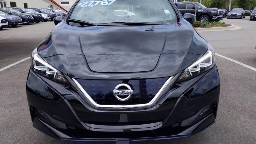 2019 Nissan LEAF 1N4BZ1CPXKC313948