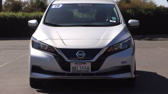 2019 Nissan LEAF 1N4AZ1CP0KC310293