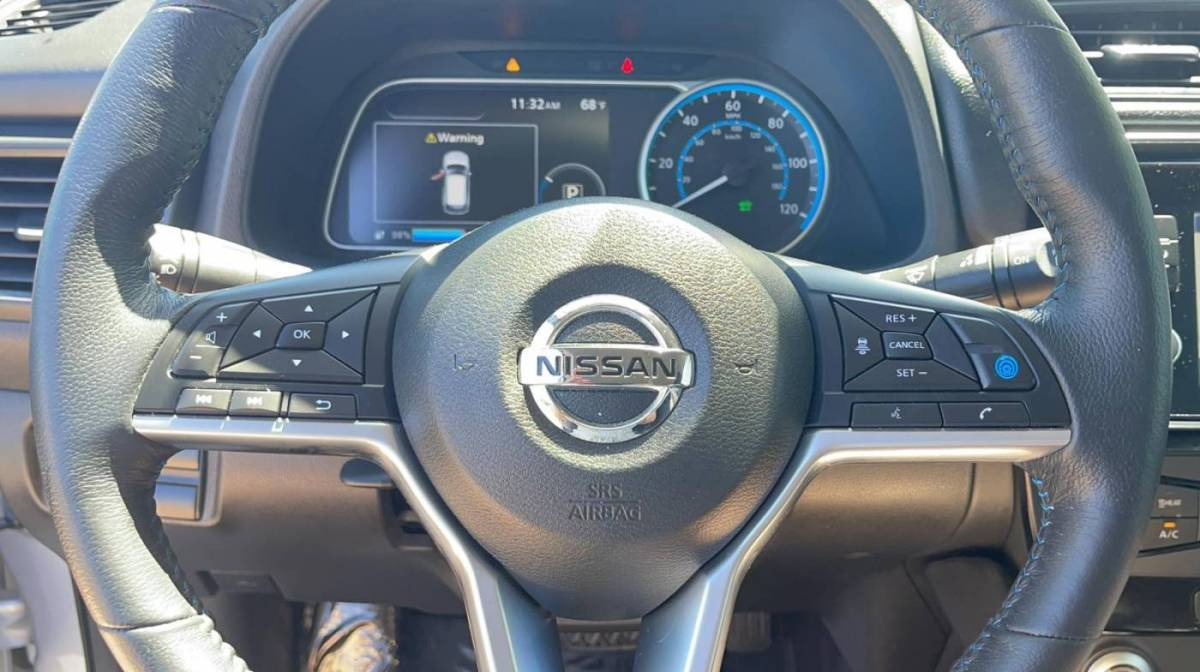 2018 Nissan LEAF 1N4AZ1CP7JC313805