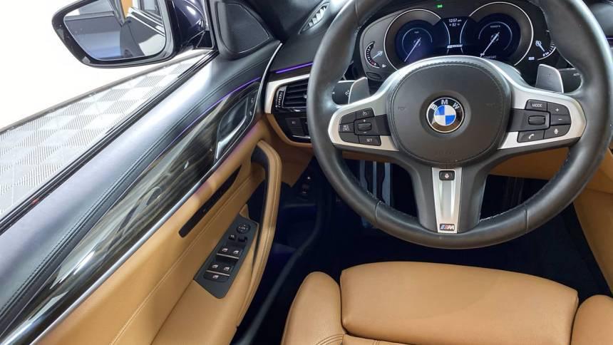 2018 BMW 5 Series WBAJA9C54JB034393