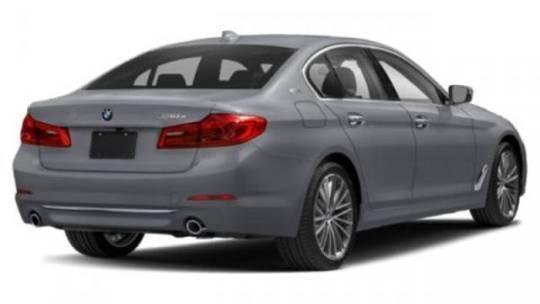 2018 BMW 5 Series WBAJB1C52JG624206