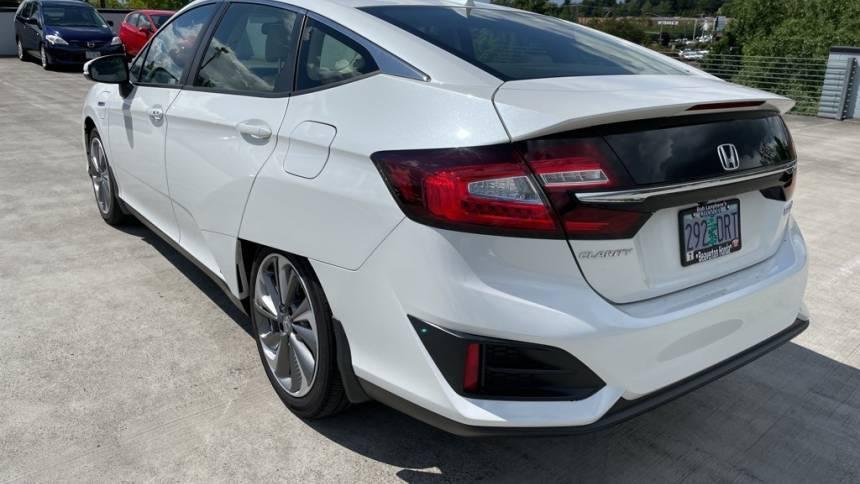 2018 Honda Clarity JHMZC5F15JC009674