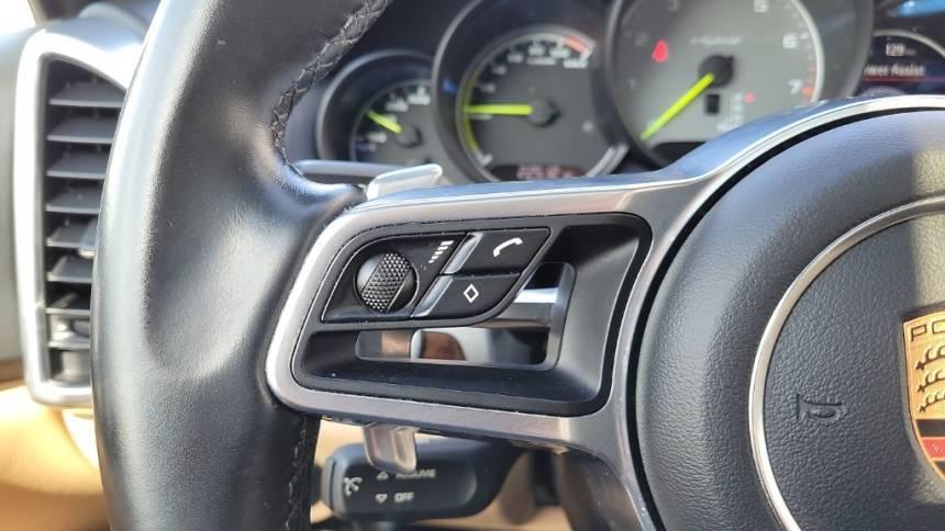 2018 Porsche Cayenne WP1AE2A25JLA71288