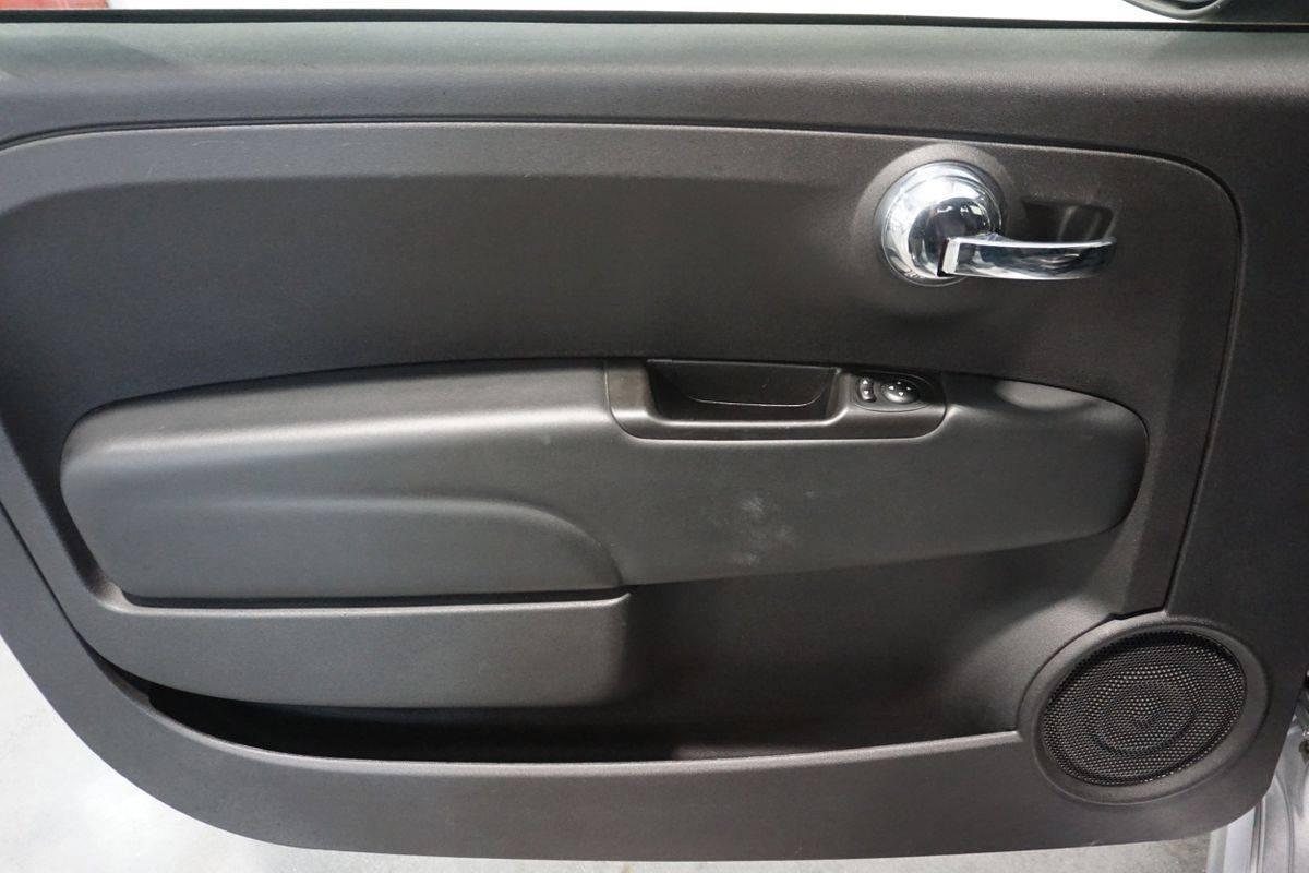 2017 Fiat 500e 3C3CFFGE3HT609165