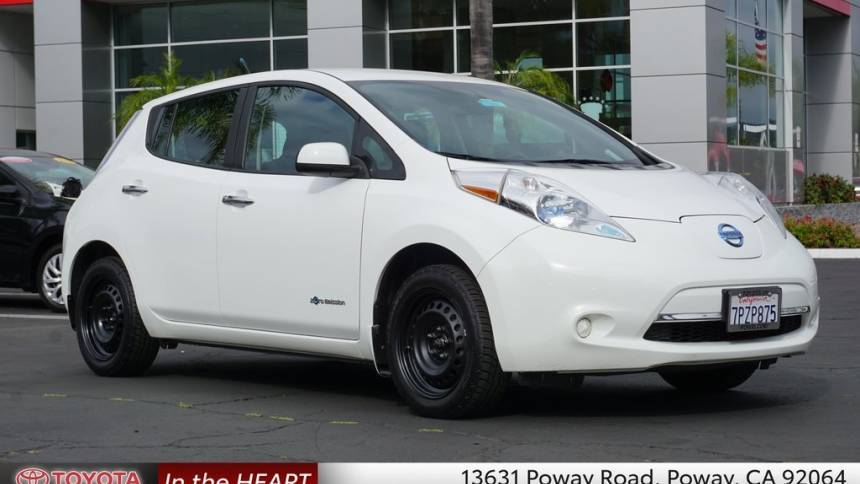 2013 Nissan LEAF 1N4AZ0CPXDC401021