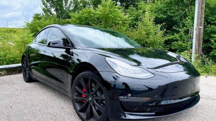 2019 Tesla Model 3 5YJ3E1EB4KF438782