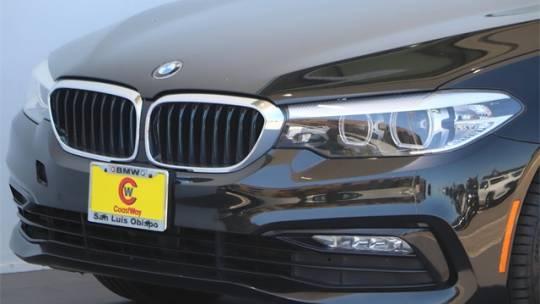 2018 BMW 5 Series WBAJA9C5XJB249163