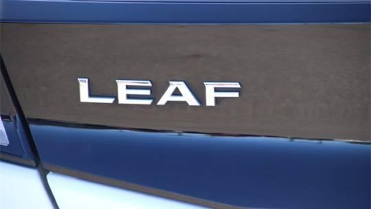 2018 Nissan LEAF 1N4AZ1CP0JC302161