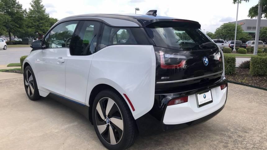 2019 BMW i3 WBY8P2C55K7D27832